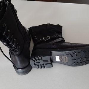 Torrid black boots